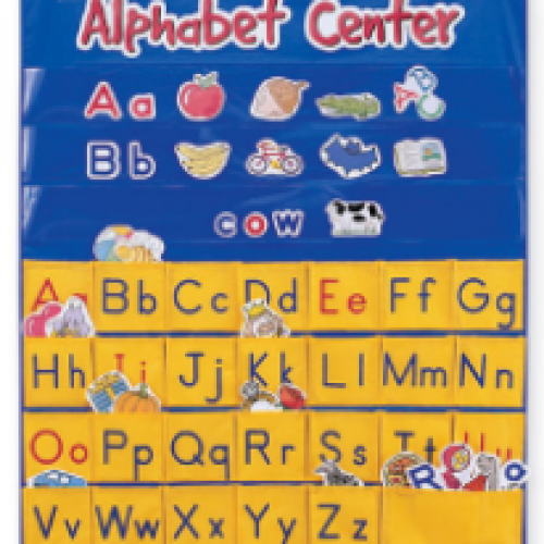 Alphabet Pocket chart - Copy